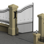 Automated Gates & Railings 2