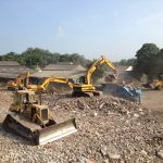 Groundwork & Civils Demolition