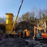 Steel Erection Crane
