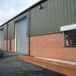 Industrial Storage Building Insulated Cladding