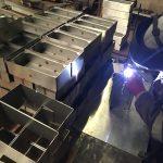 Stainless Steel Vidicom Videx Box Product Manufacture