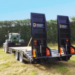Bradleys Low Loader Trailer