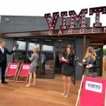 Vimto Gardens Marketing Suite Opening